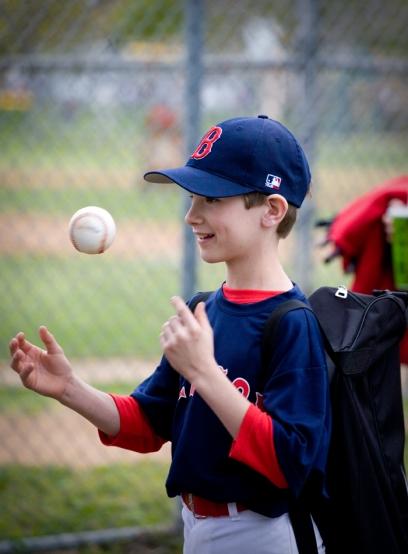 Aaron Game ball