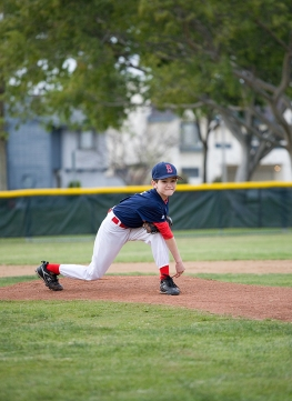 Aaron Pitching 2