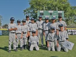 2012 Bronco Yankees