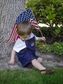 Aaron Flag 2002