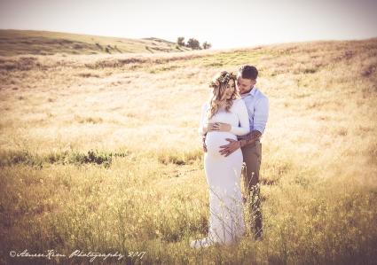 Paige & Jeremy Titanium