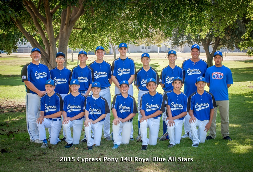 Cypress Pony 14U AS-2 sf