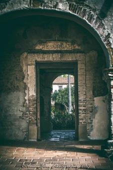Mission SJC Doorway SF